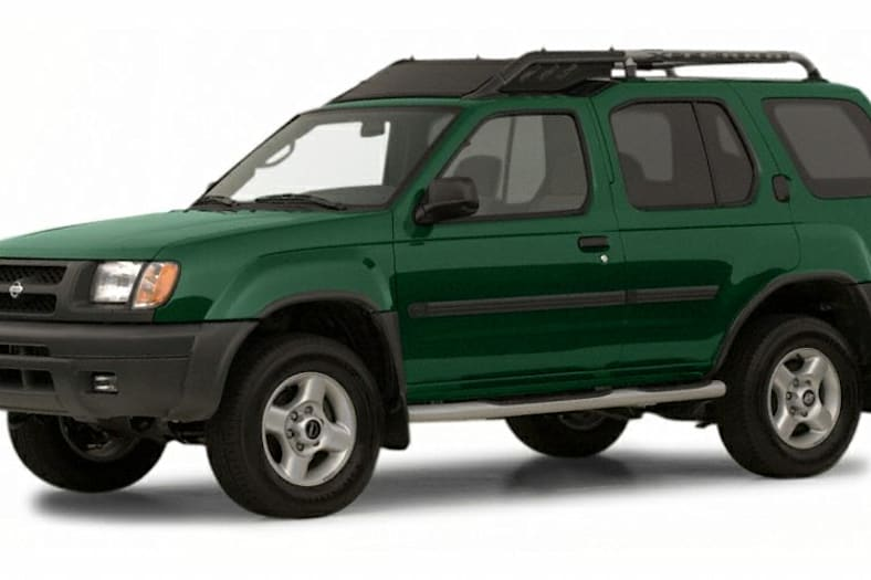 2001 Nissan Xterra Exterior Photo