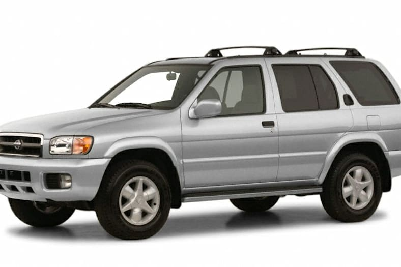 2001 Nissan Pathfinder Exterior Photo