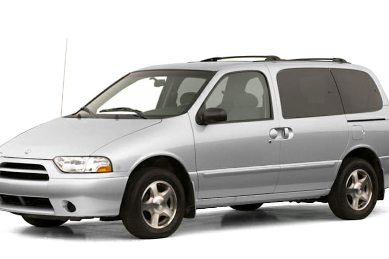 2001 Nissan Quest Exterior Photo