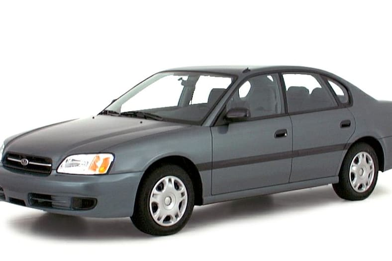 2001 Subaru Legacy Exterior Photo