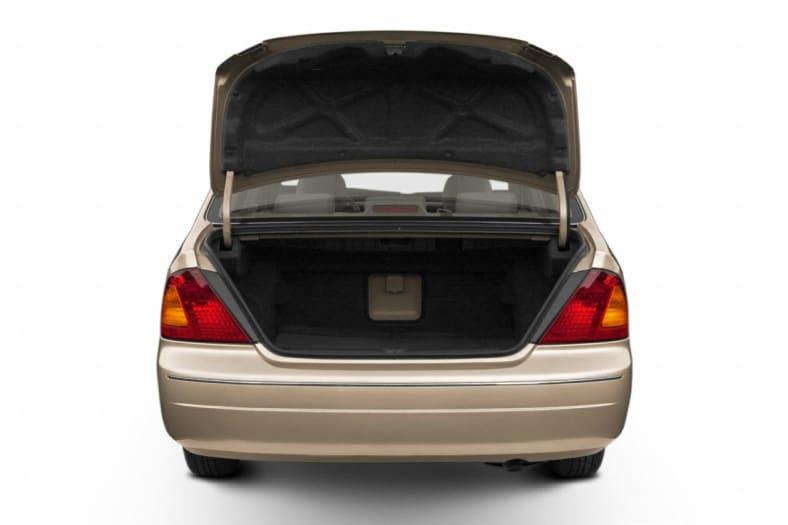 2001 Toyota Avalon Exterior Photo
