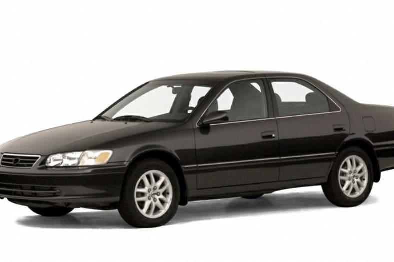2001 Toyota Camry Exterior Photo