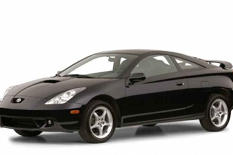 2001 Toyota Celica Exterior Photo