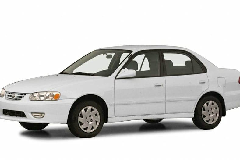 2001 Toyota Corolla Pictures