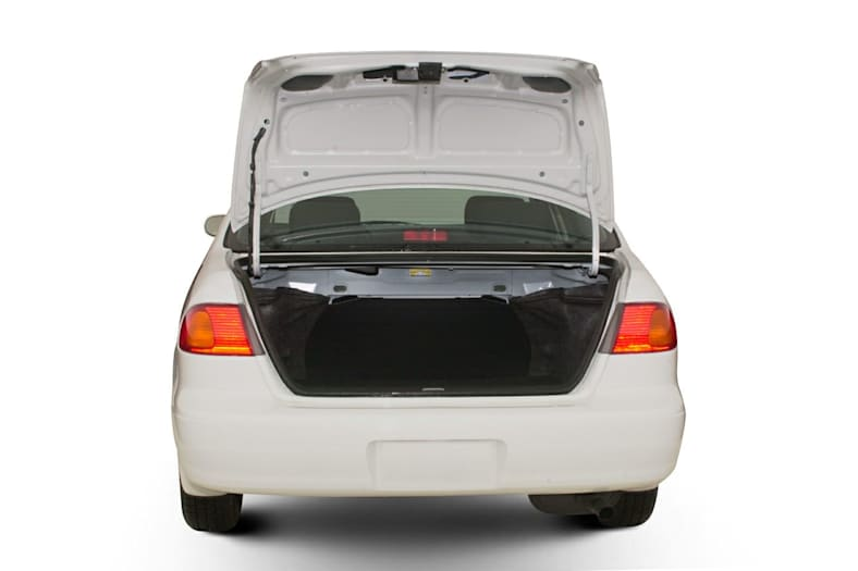 2001 Toyota Corolla Exterior Photo
