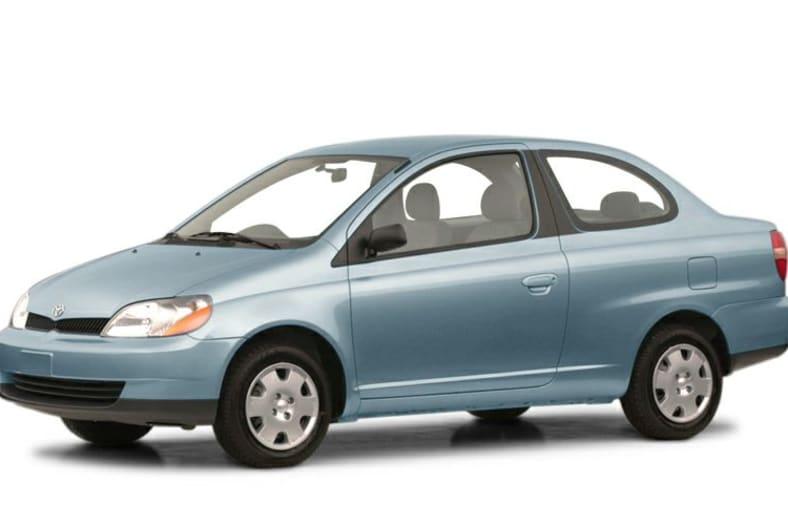 2001 Toyota Echo Information