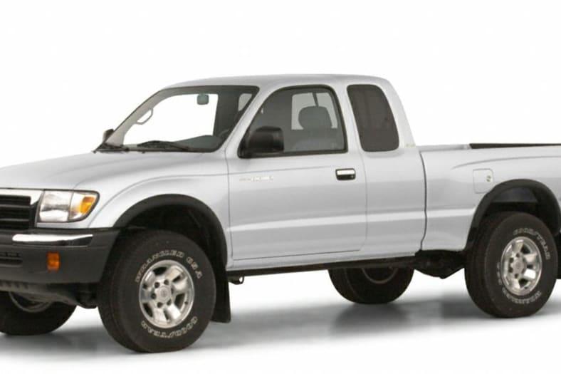 2001 Toyota Tacoma Exterior Photo