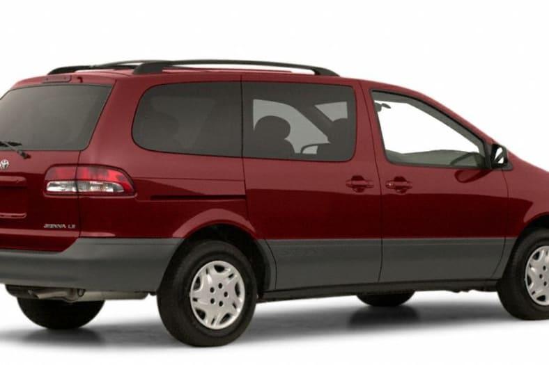 2001 Toyota Sienna Exterior Photo