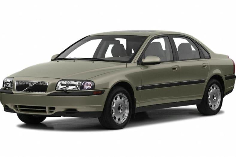 2001 S80