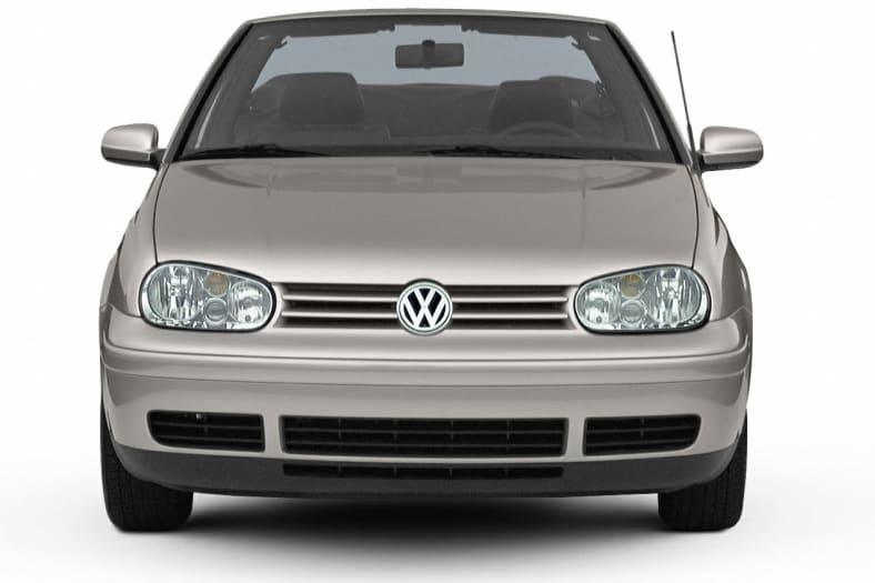 2001 Volkswagen Cabrio Exterior Photo