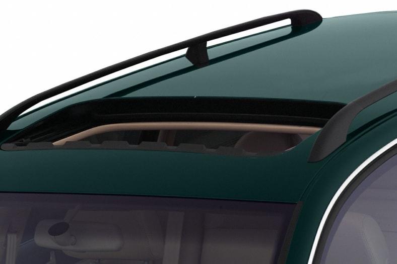 2001 Volkswagen Passat Exterior Photo