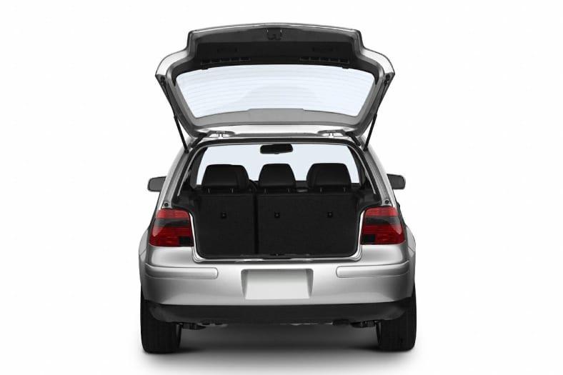 2001 Volkswagen GTI Exterior Photo