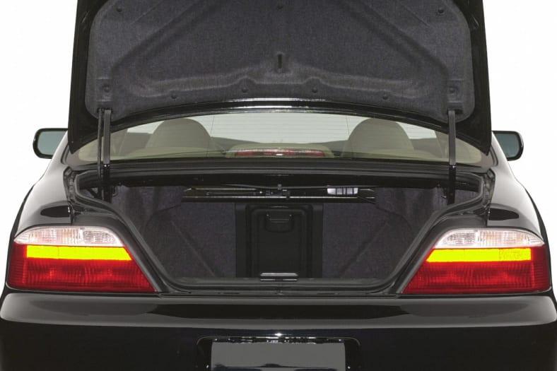 2002 Acura TL Exterior Photo