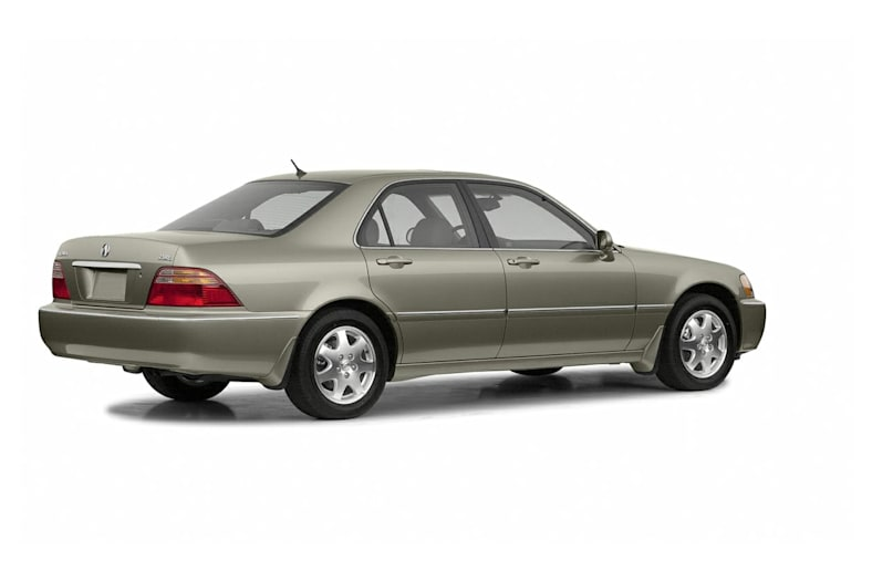 2002 Acura RL Exterior Photo