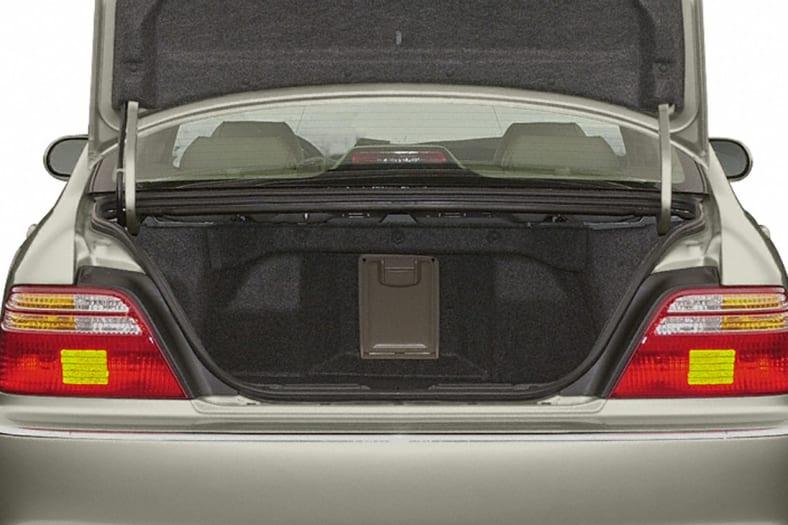 2002 Acura RL Exterior Photo