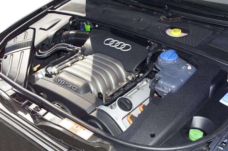 2002 Audi A4 Exterior Photo