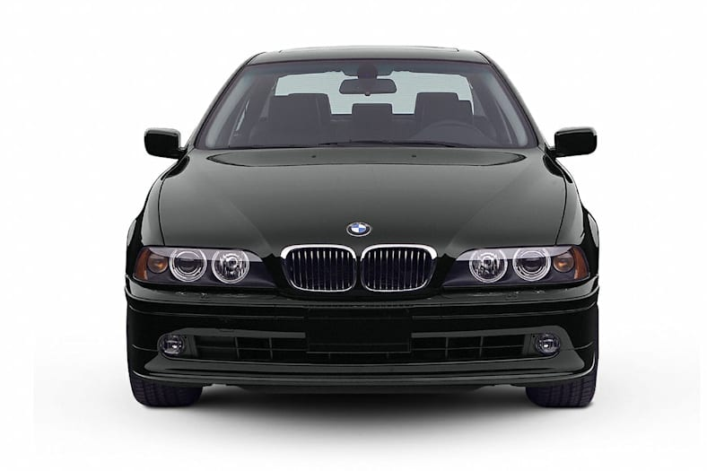 2002 BMW M5 Exterior Photo