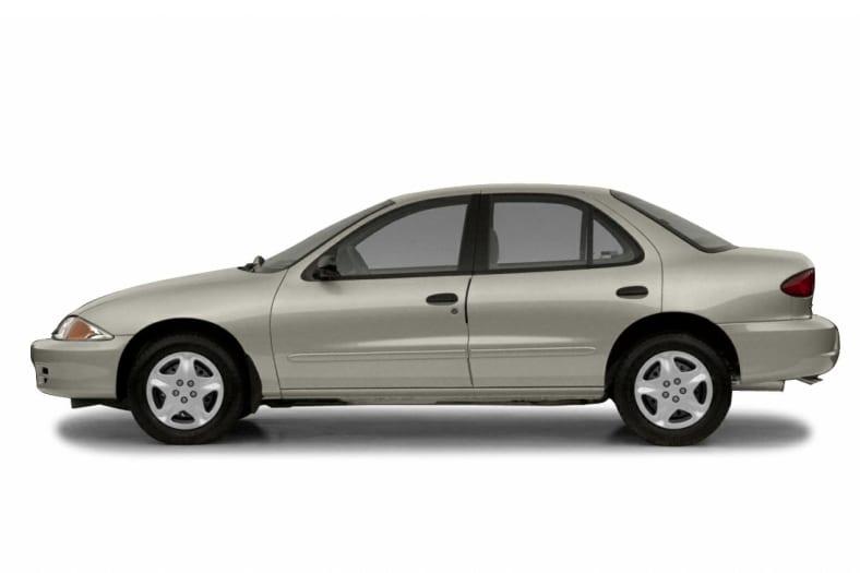 2002 Chevrolet Cavalier Exterior Photo