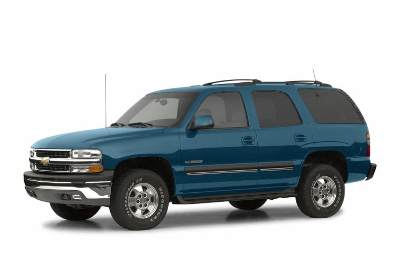 2002 Chevrolet Tahoe Exterior Photo