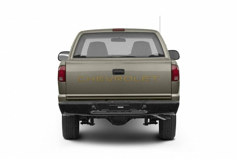 2002 Chevrolet S-10 Exterior Photo