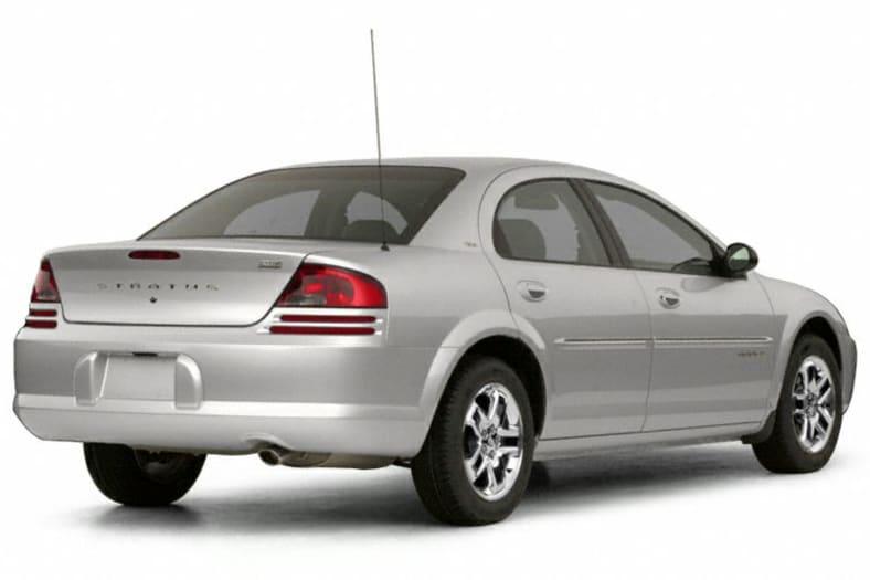 2002 Dodge Stratus Exterior Photo