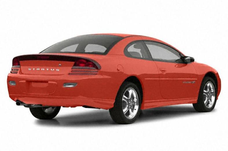 2003 Dodge Stratus Exterior Photo