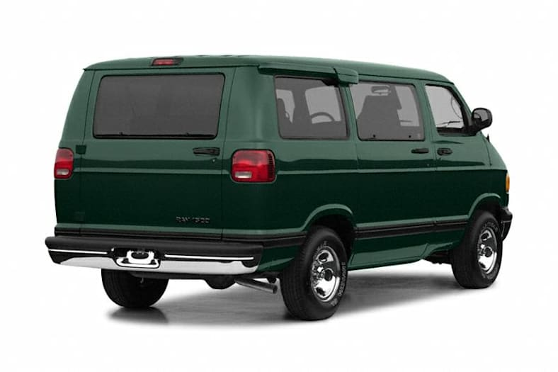 2002 Dodge Ram Wagon 2500 Exterior Photo