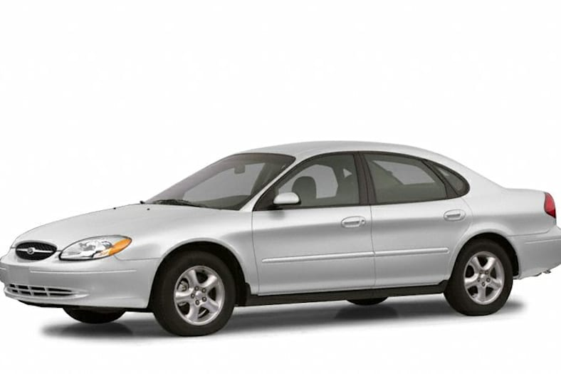 2002 Ford Taurus Exterior Photo