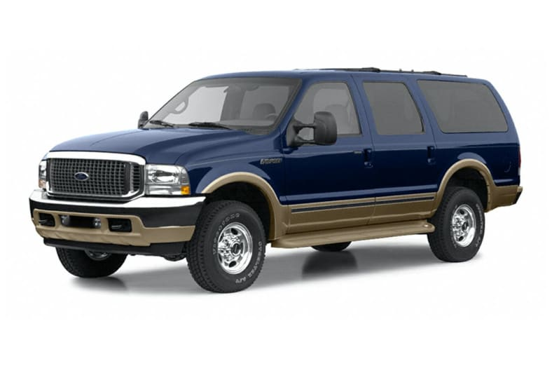 2002 Excursion