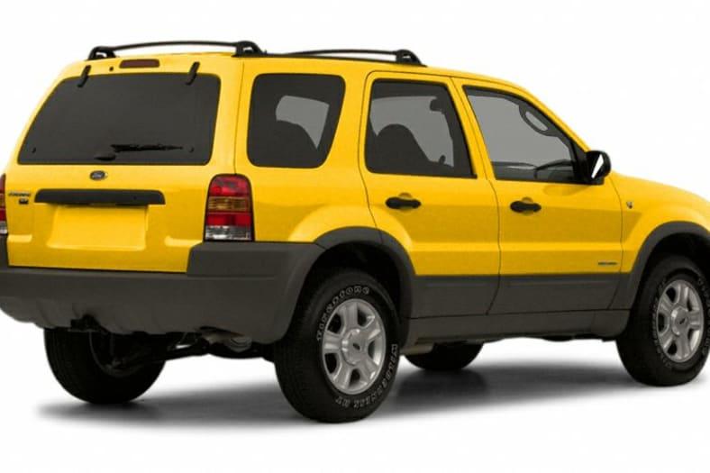 2002 Ford Escape Exterior Photo