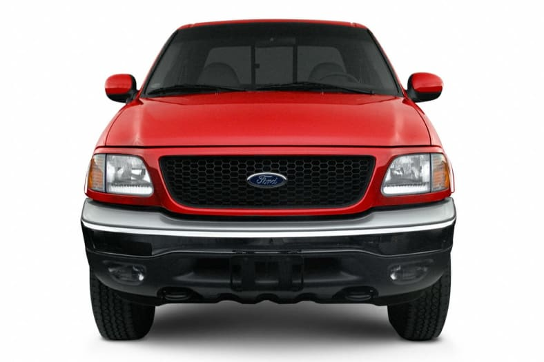 2002 Ford F-150 SuperCrew Exterior Photo