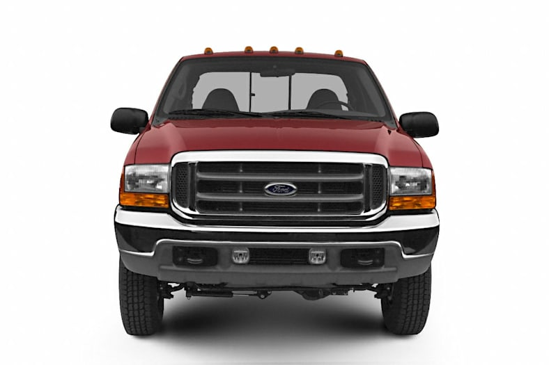 2002 Ford F-350 Exterior Photo