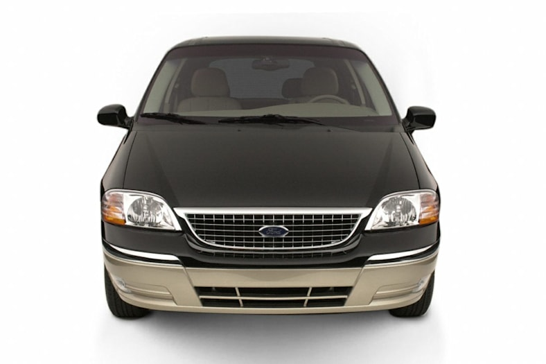 2002 Ford Windstar Exterior Photo