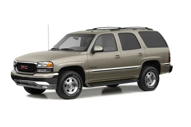2002 GMC Yukon Exterior Photo