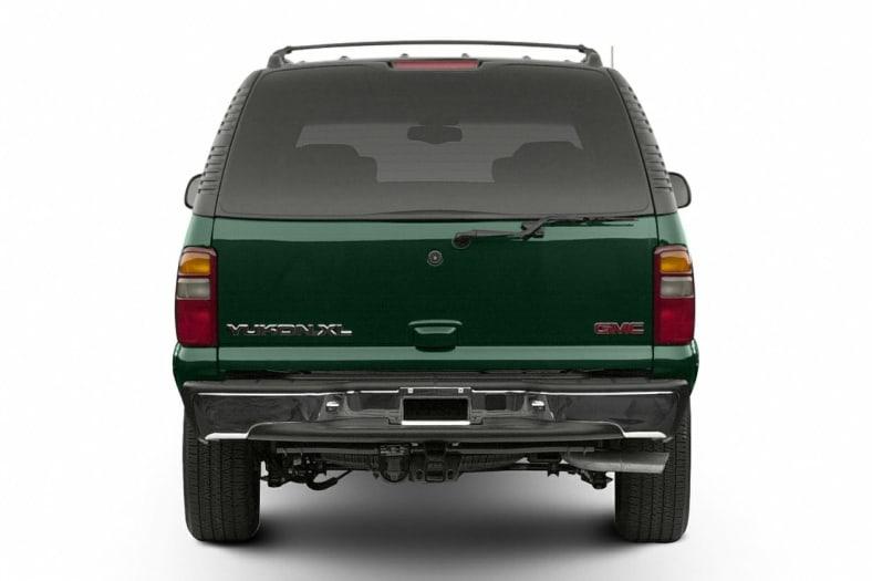 2002 GMC Yukon XL 2500 Exterior Photo