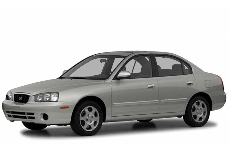 2002 Hyundai Elantra Information