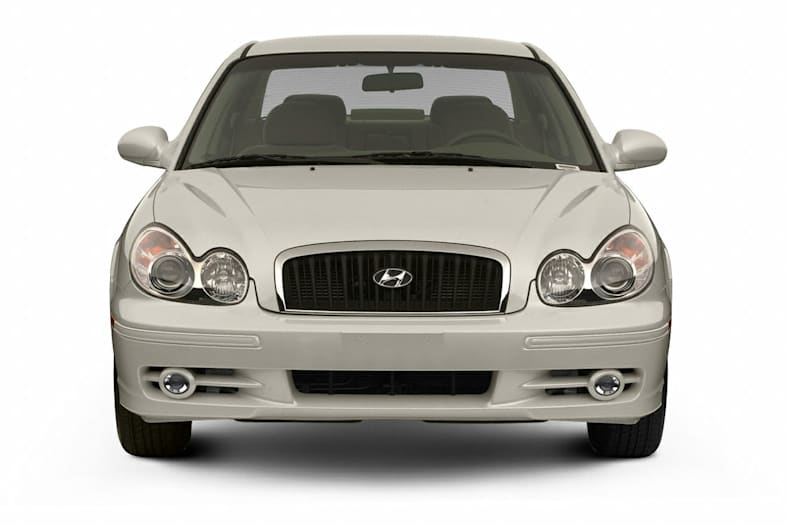 2002 Hyundai Sonata Exterior Photo