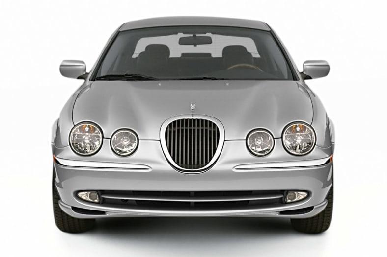 2002 Jaguar S-TYPE Exterior Photo