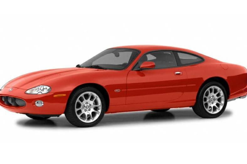 2002 Jaguar XKR Exterior Photo