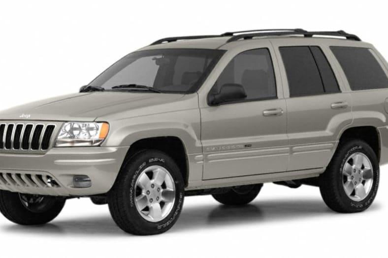 2002 Grand Cherokee