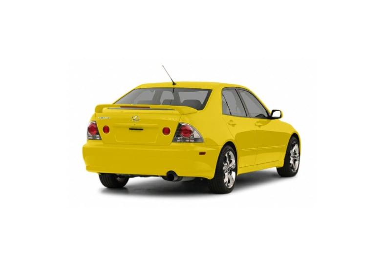 2002 Lexus IS 300 Exterior Photo