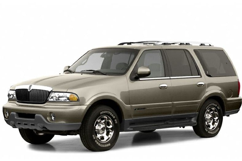 2002 Lincoln Navigator Exterior Photo
