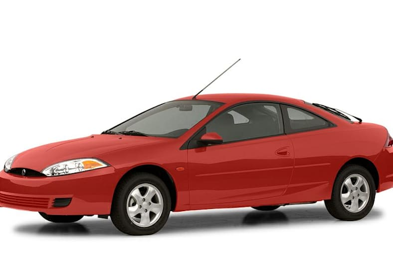 2002 Mercury Cougar Exterior Photo