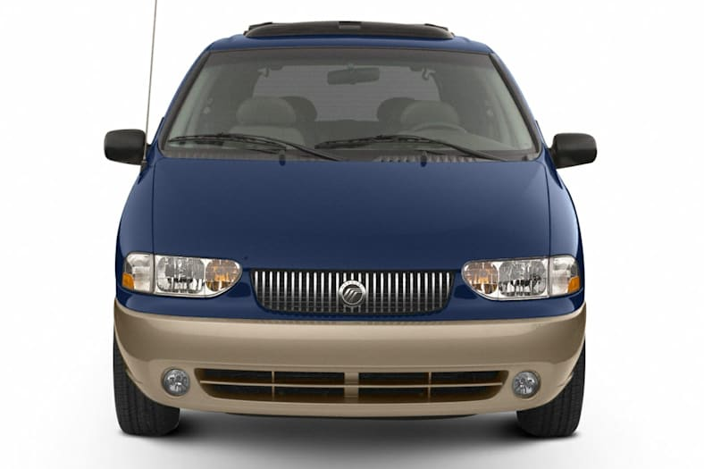 2002 Mercury Villager Exterior Photo