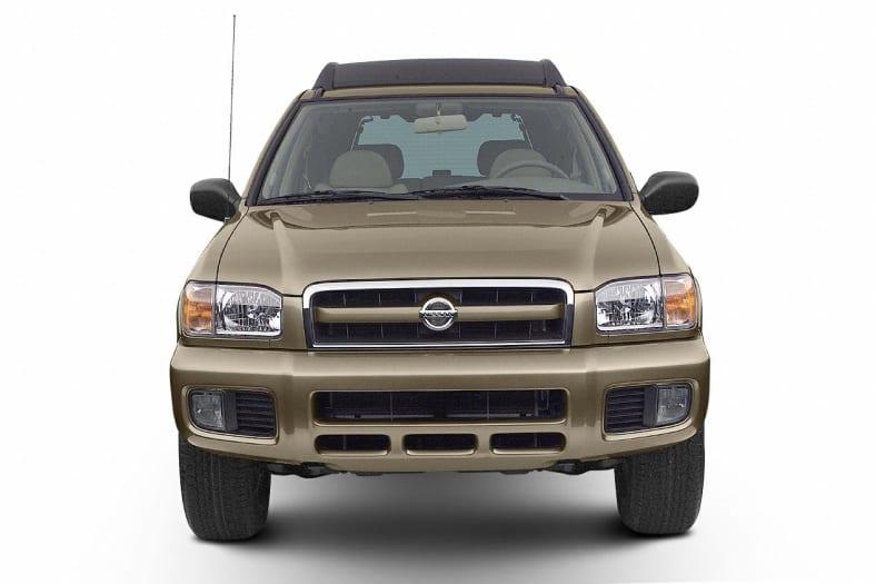 2002 Nissan Pathfinder Exterior Photo