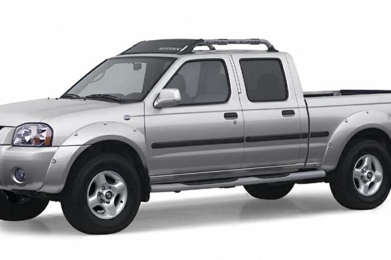 2002 Frontier