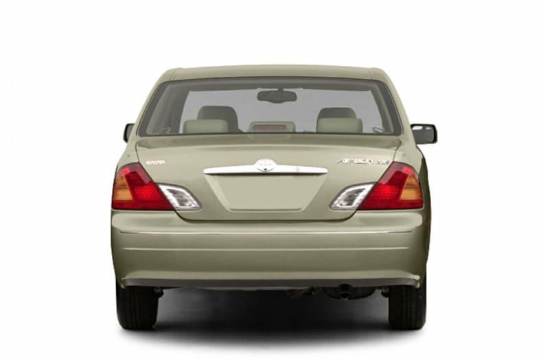 2002 Toyota Avalon Exterior Photo