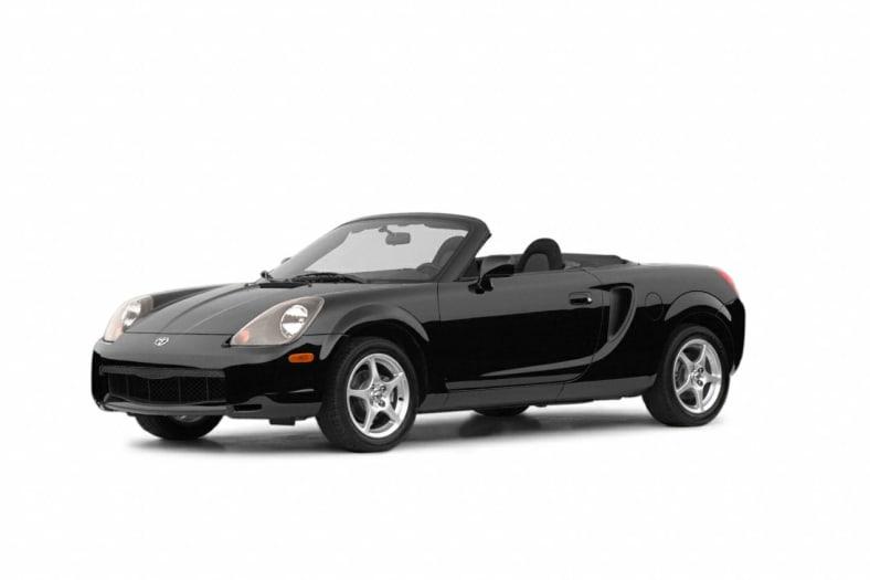 2002 MR2 Spyder
