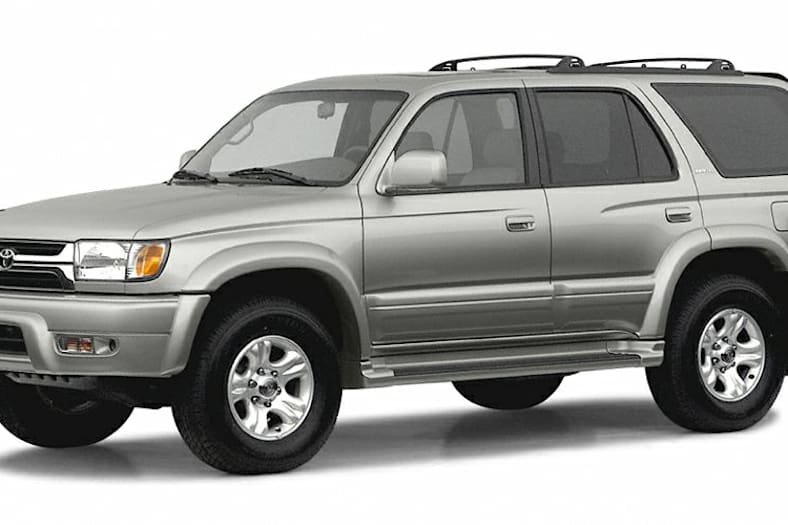 2002 toyota 4runner information. Black Bedroom Furniture Sets. Home Design Ideas
