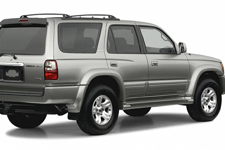 2002 toyota 4runner pictures. Black Bedroom Furniture Sets. Home Design Ideas